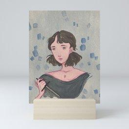 scorn Mini Art Print