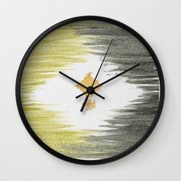 Simple Semetry  Wall Clock