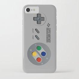 Classic Nintendo Controller iPhone Case