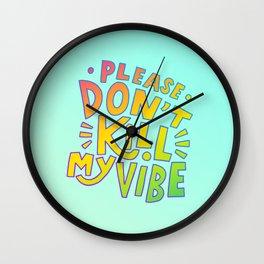 Kendrick Lamar for Kids Wall Clock