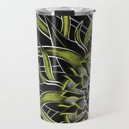 Fresh Anemone Travel Mug