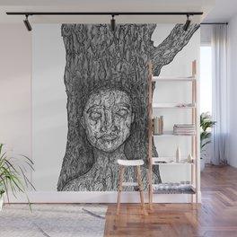 Kasia Tree Wall Mural