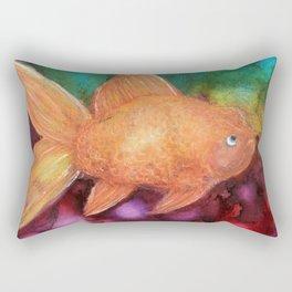 Sea of Color Rectangular Pillow