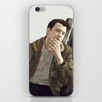 british iPhone & iPod Skins featuring British Intelligence by AdamAether