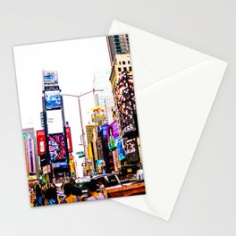 Times Squared Stationery Cards