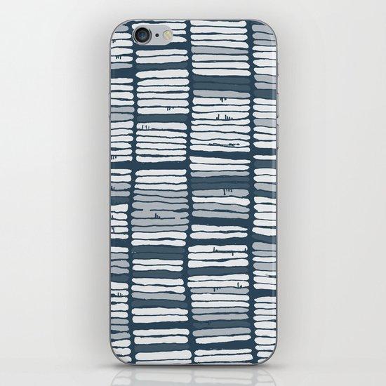 bar'd II iPhone & iPod Skin