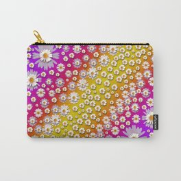 Falling flowers from heaven Carry-All Pouch