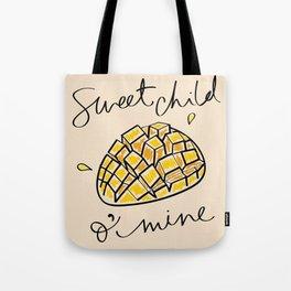 Mango - Sweet Child O Mine Tote Bag