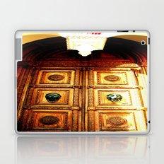 Dare I Knock? Laptop & iPad Skin