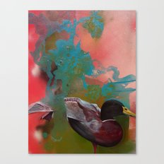 Timeless Keeper-Macrocosm Canvas Print