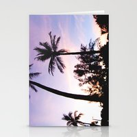florida Stationery Cards featuring FLORIDA by Sarah Kochan