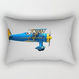 Summer plane Rectangular Pillow
