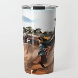 Rough Ride Travel Mug
