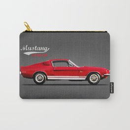 The Shelby Mustang GT500 KR Carry-All Pouch