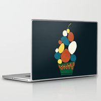 dessert Laptop & iPad Skins featuring Dessert by Picomodi