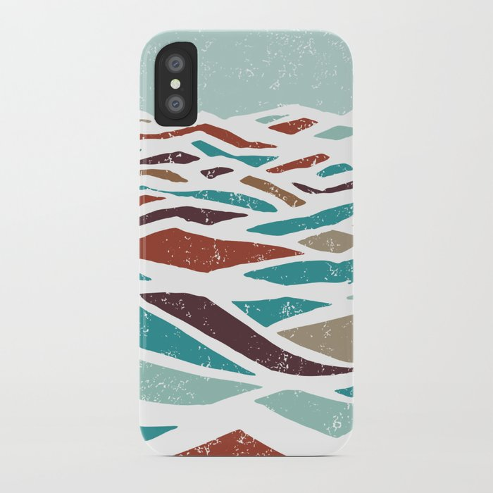 Sea Recollection iPhone Case