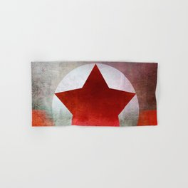 Star Composition V Hand & Bath Towel