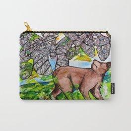 Luna Bear Carry-All Pouch