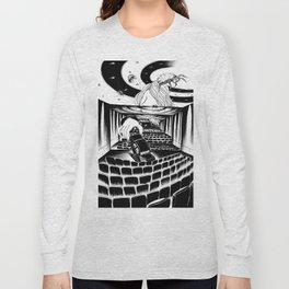 Cinema Girl Long Sleeve T-shirt