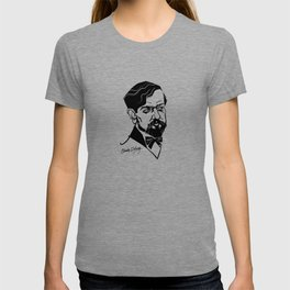 Claude Debussy T-shirt
