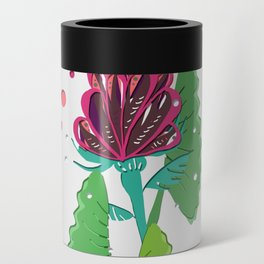 flower Can Cooler