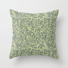 Modern Military camouflage pattern 1 Throw Pillow