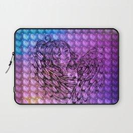NV: Nakai: patterned Laptop Sleeve
