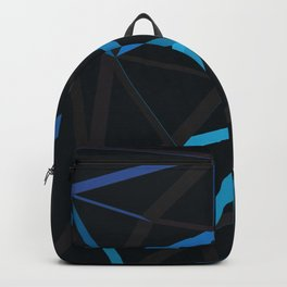 3D Futuristic GEO Lines VI Backpack