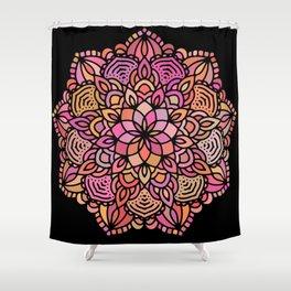 Mandala 10 Shower Curtain