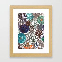 Savage Framed Art Print