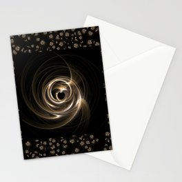 Abstract 17 001g Stationery Cards
