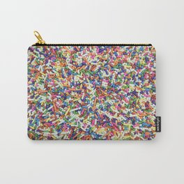Rainbow Candy Dessert Sprinkles Carry-All Pouch