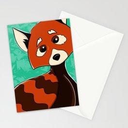 I'm a Red Panda and I love my Ladybug Stationery Cards