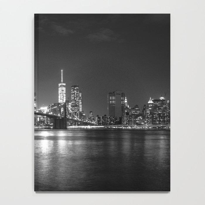 New York City Night Notebook