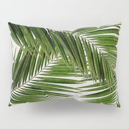 Palm Leaf III Pillow Sham