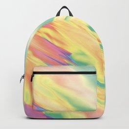 IRIDESCENT RAINBOW WATER Backpack
