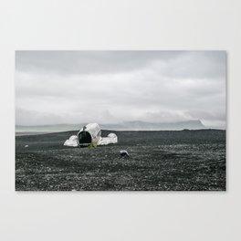 Haunting Past Canvas Print