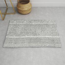 The Rosetta Stone Rug