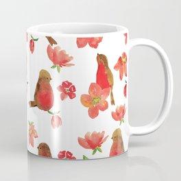 Hello Robin - White Version Coffee Mug