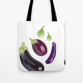Eggplants Solo Tote Bag