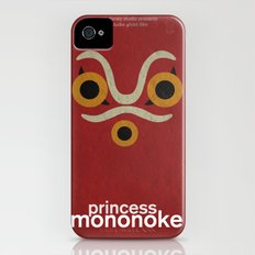 Princess Mononoke  Slim Case iPhone (4, 4s)
