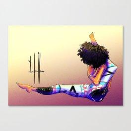 Wwoman Canvas Print