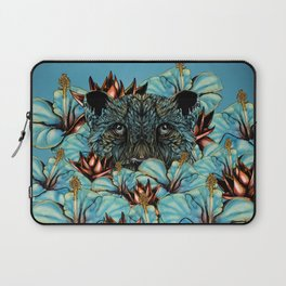 The Tiger and the Flower Laptop Sleeve