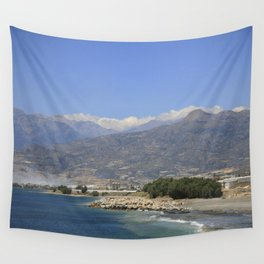 Crete, Greece 8 Wall Tapestry