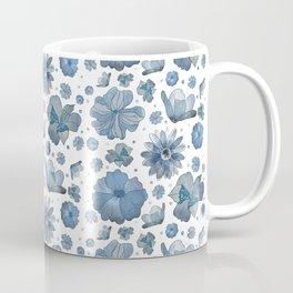 Delft Flowers Coffee Mug