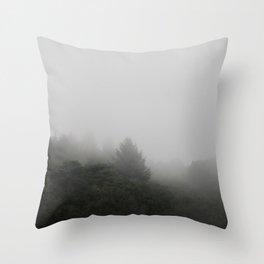 Parting Throw Pillow
