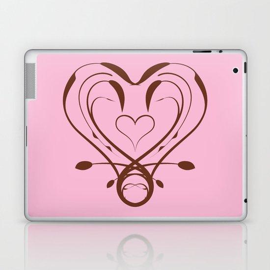 Imperial Heart Laptop & iPad Skin