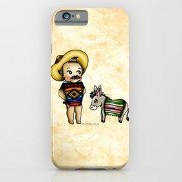 Mexican Kewpie iPhone Case