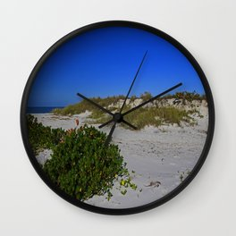 Every Day is a Holiday Wall Clock