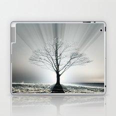 Rays of Fog Laptop & iPad Skin